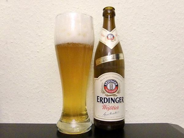 エルディンガー・ヴァイスビア(Erdinger Weißbier)レビュー