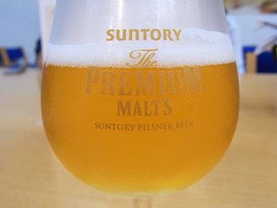 サントリー武蔵野ビール工場見学 ガイドツアーの感想