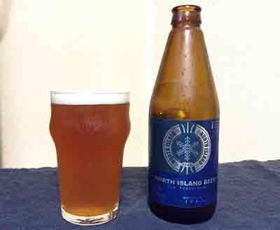 SOCブルーイング「ノースアイランドビールIPA」飲んでみた