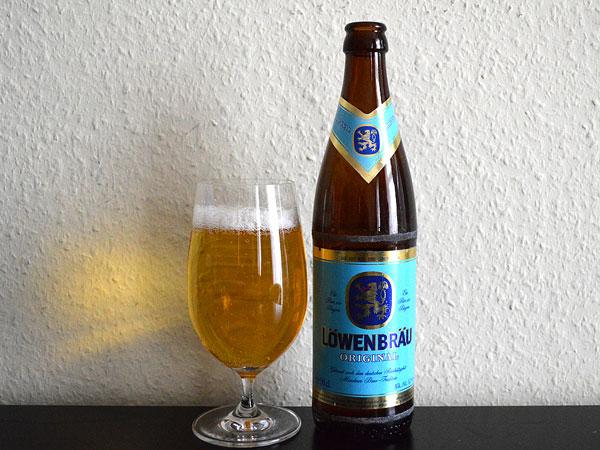 レーベンブロイ・オリギナル(Löwenbräu Original)の口コミ