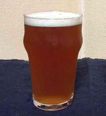 ノースアイランドビール 「ノースアイランドビールIPA」外観