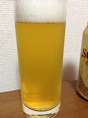 「サンサンオーガニックビール」の外観