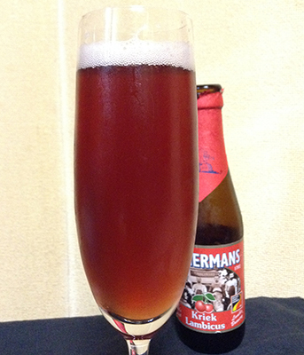 フルーツビール 「ティママン・クリーク」の味や風味