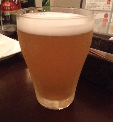 フルーツビール ピーチ・オブ・イモータリティ