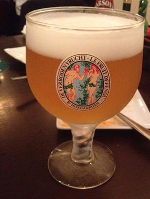 ベルギービール「農家ビールのセゾン・デュポン」