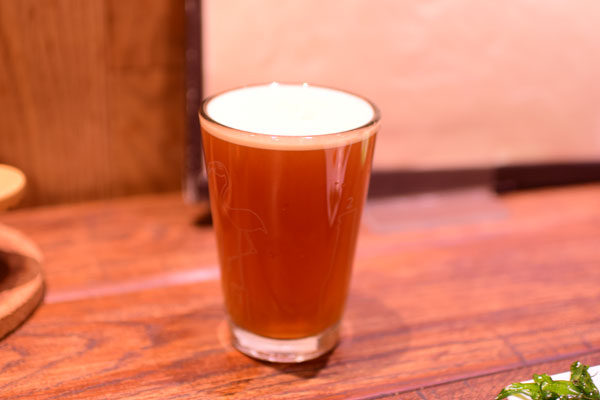 ダブルIPA 大阪 箕面ビール