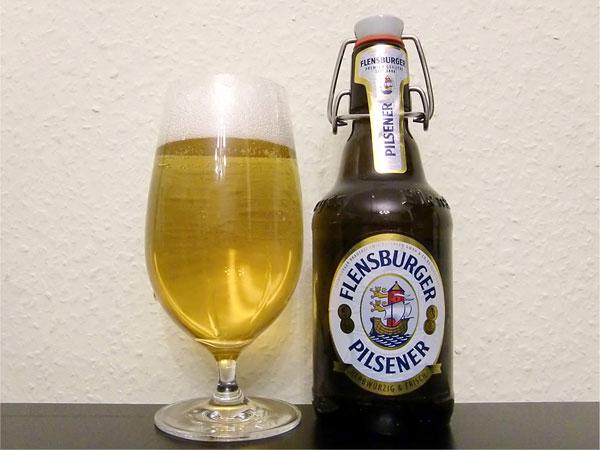 フレンスブルガー・ピルスナー(Flensburger Pilsner)レビュー