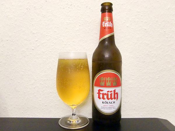 フリュー・ケルシュ(Früh Kölsch)飲んだ感想・評価レビュー