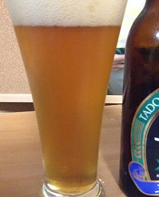 細川酒造株式会社 「上馬ビールヘレス」の味や香り