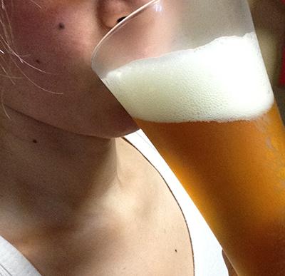 細川酒造株式会社 「上馬ビールヘレス」のレビュー