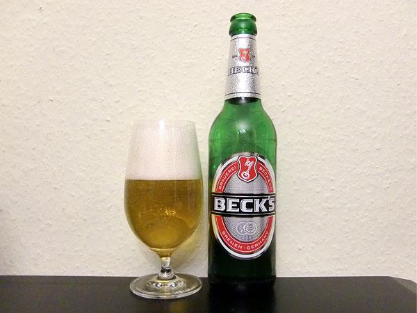 ベックス(Beck's)のレビュー