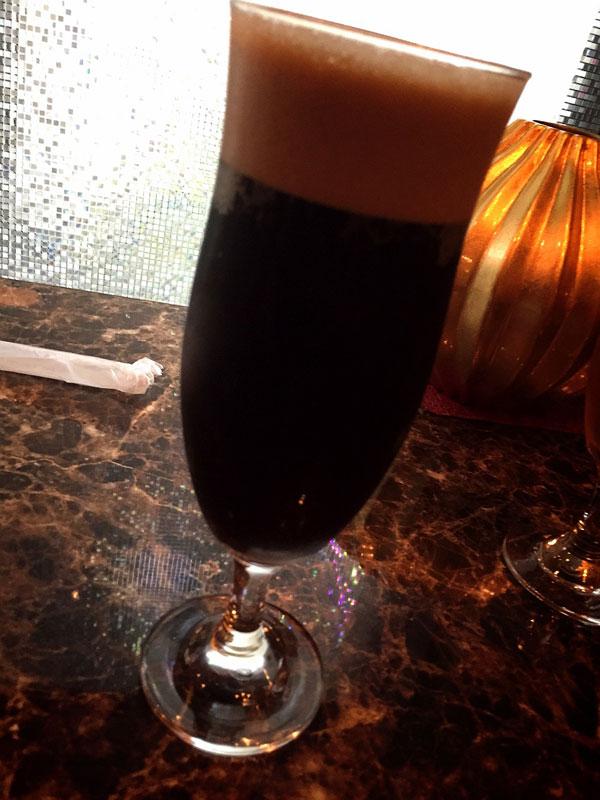 二杯目のビールは「スタウト」