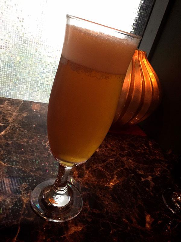 三杯目のビールは「カリフォルニア・コモン」