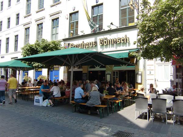Brauhaus Bönnsch(ブラウハウス ボンシュ)の雰囲気