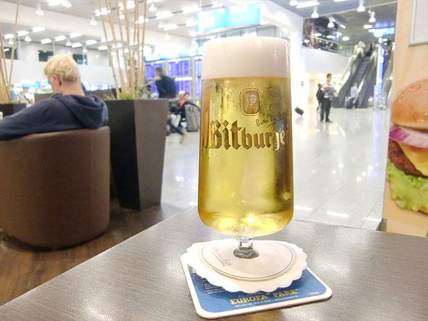 ピルスナービールの優等生 Bitburger(ビットブルガー)