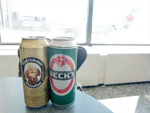 フランクフルト空港のその他のビールスポット