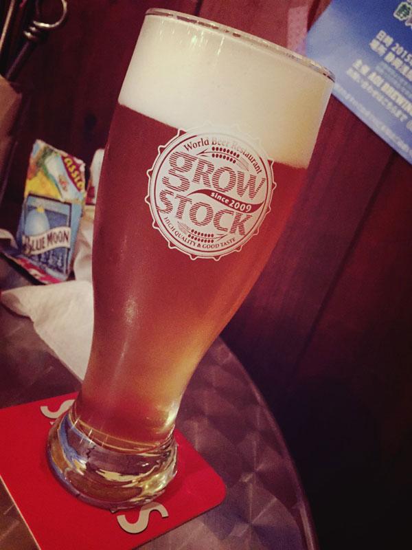 2杯目のビールは「AOI BREWING」