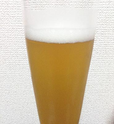 箕面ビール 「ピルスナー」の味や香り