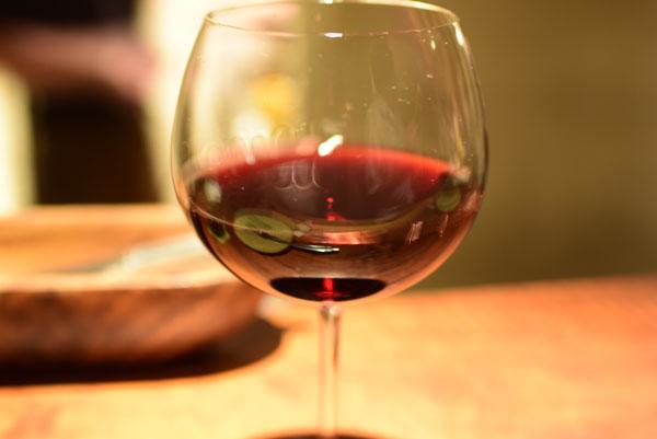 北条ワイン ヴィンテージ赤 2011(鳥取)