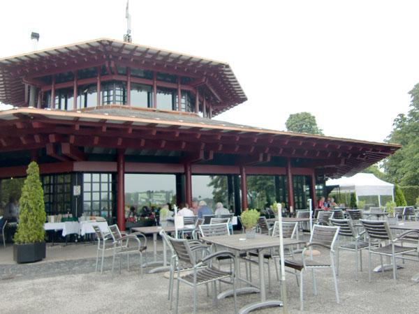 パルクレストラン ラインアウエ