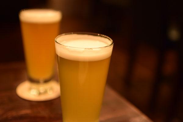 4杯目のビール「富士桜高原麦酒ヴァイツェン」