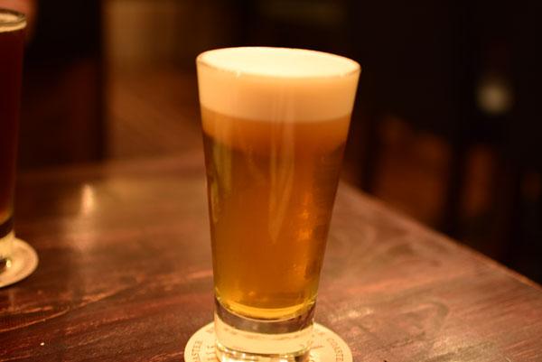 最後のビールは「ブリュードック パンク IPA」