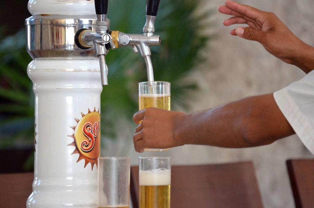 ビールの適温と適量を知ろう